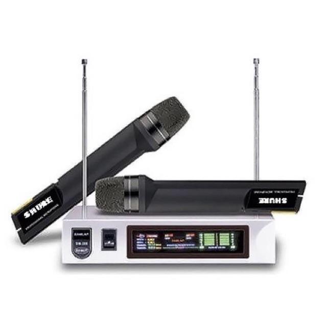 [SALE 10%] Micro karaoke không dây Shures SM-388 - 2434282 , 231197713 , 322_231197713 , 460000 , SALE-10Phan-Tram-Micro-karaoke-khong-day-Shures-SM-388-322_231197713 , shopee.vn , [SALE 10%] Micro karaoke không dây Shures SM-388