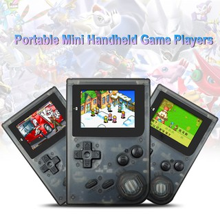 Ĩ Retro Game Console 32 Bit Portable Mini Handheld Game Players Built-in  169 Games For GBA Classic Games Best Gift For K