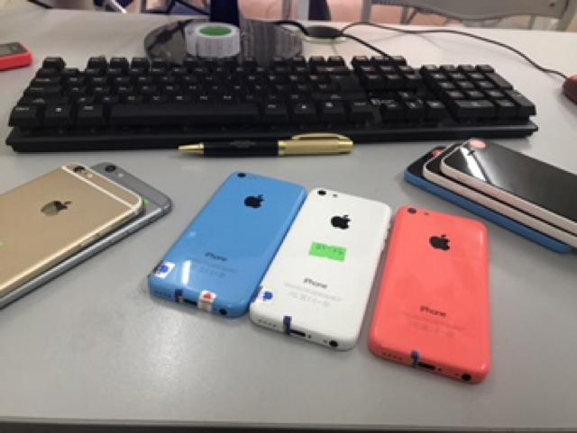 Điện Thoại IPhone 5C Quốc Tế 16GB Màu Trắng Máy Zin Nguyên Bản