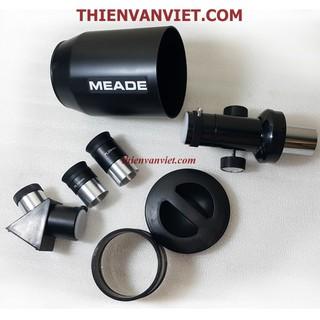 Bộ linh kiện chế tạo kính thiên văn kiêm ống nhòm D70F600 Meade