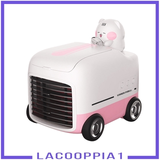 [LACOOPPIA1]Portable Air Conditioner Cooling with Atmosphere Light for Room Indoor