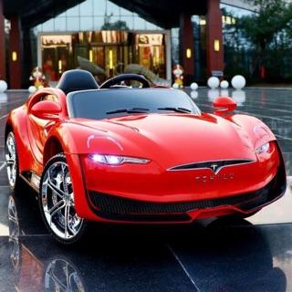 Xe ô tô trẻ cao cấp Tesla CL-6166