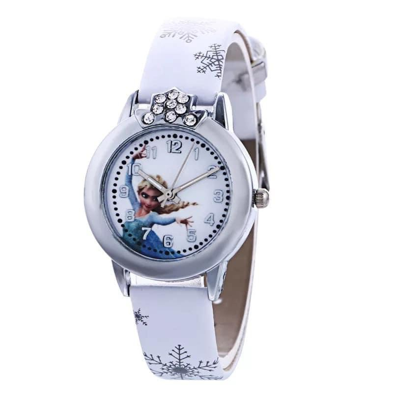 Đồng hồ đeo tay Elsa cho bé gái