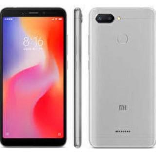 điện thoại Xiaomi Redmi 6 2sim ram 3G/32G mới Chính hãng, Tiếng Việt