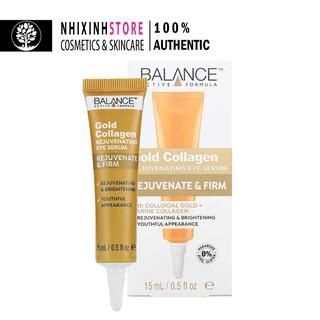 Serum Dưỡng Mắt Balance Gold Collagen thumbnail
