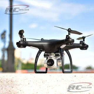 Flycam máy bay điều khiển từ xa gắn camera HD 720 S10 màu ngẫu nhiên