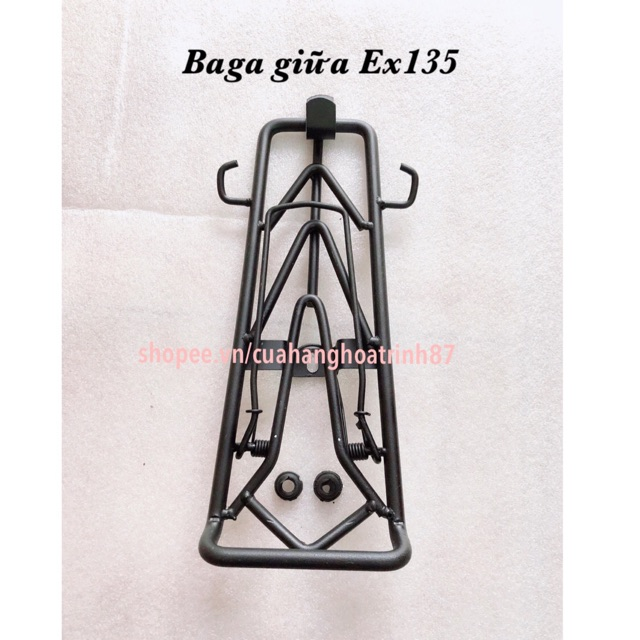 BAGA GIỮA WINNER-EX150-EX135 ĐEN
