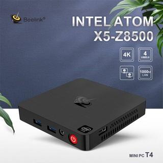 Máy chủ mini Máy chủ T4 4 + 64G Atom X5-Z8500 thumbnail