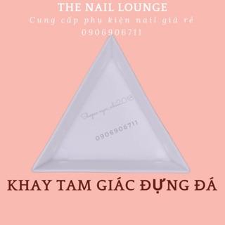 Khay tam giác đựng đá thumbnail