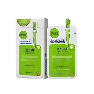 Hình ảnh Mặt Nạ Tinh Chất Tràm Trà Ngăn Ngừa Mụn Mediheal Tea tree Care Solution Essential Mask Ex 24ml-2