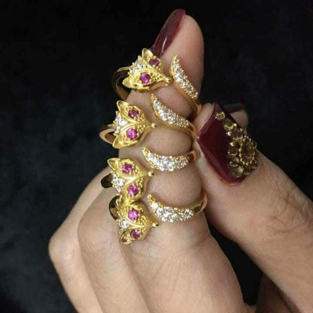 Nhẫn hồ ly bạc xi vàng - 9940280 , 1215675572 , 322_1215675572 , 130000 , Nhan-ho-ly-bac-xi-vang-322_1215675572 , shopee.vn , Nhẫn hồ ly bạc xi vàng