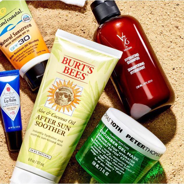 Sữa dưỡng da phục hồi da sau đi nắng Burt's Bee After Sun Soother Aloe & Coconut Oil 177ml