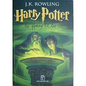 Sách Harry Potter Và Hoàng Tử Lai - Tập 6 (2015) - Tác giả: J. K. Rowling