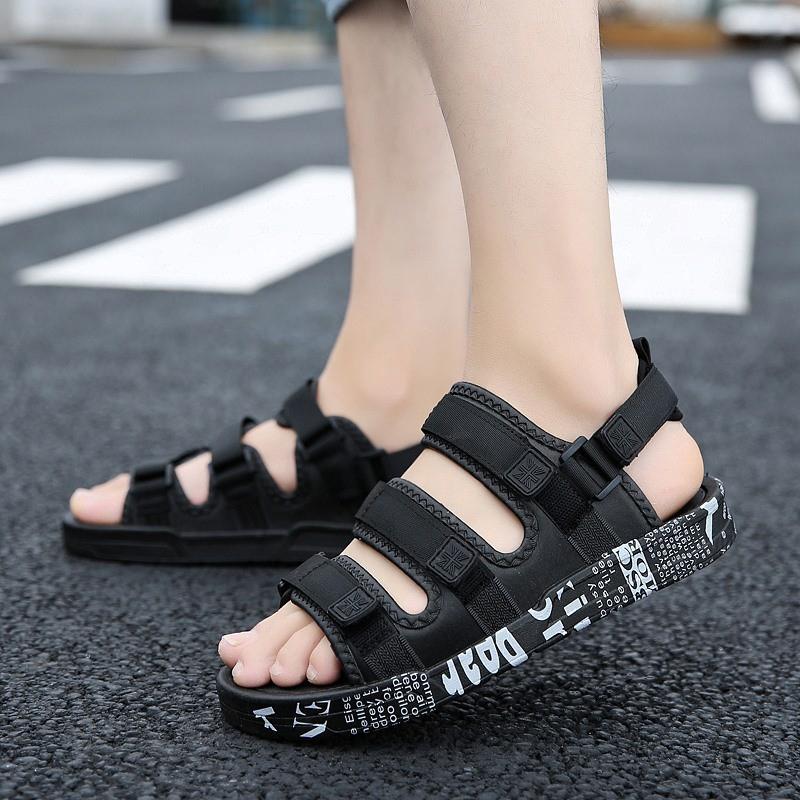 Giày sandal nhựa dẻo cho nam