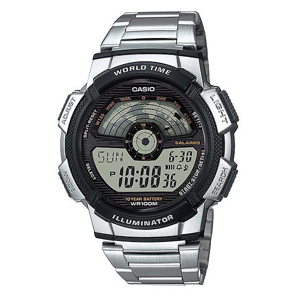 Đồng hồ Casio nam AE-1100WD-1AVDF