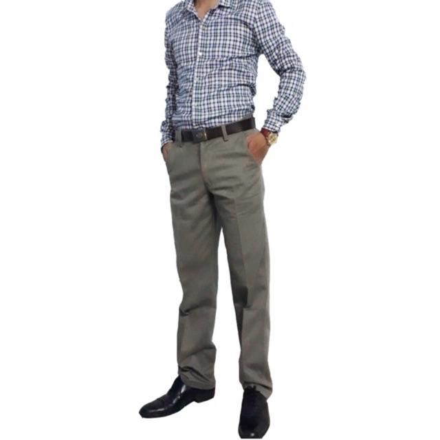 Quần kaki cho người trung tuổi (nhiều mẫu)