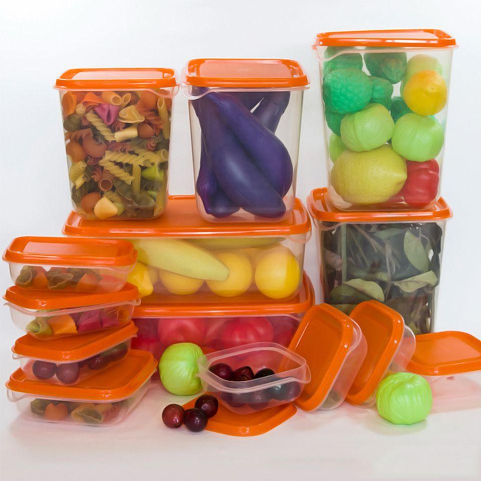 Bộ hộp đựng thực phẩm 17 món tiêu chuẩn IKEA
