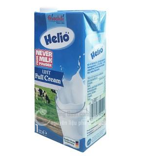 [Mã SKAMSALE10 giảm 10% đơn 200K] Sữa Tươi Nguyên Kem Frischli Hộp 1L (Không Đường)