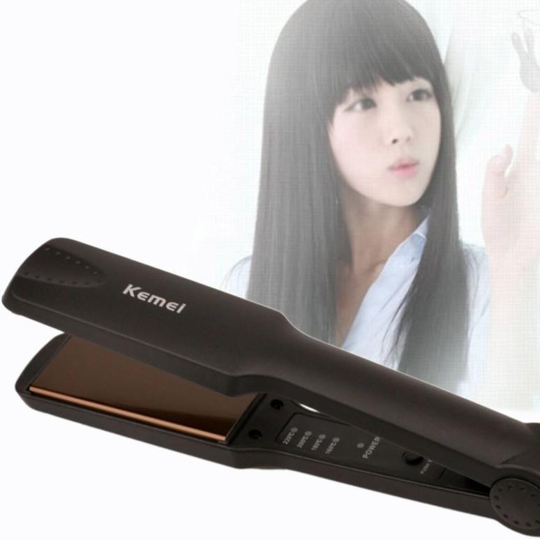Máy là tóc bản to thông khí 4 mức nhiệt KEMEI PRO KM329 - 3608084 , 1319019160 , 322_1319019160 , 195000 , May-la-toc-ban-to-thong-khi-4-muc-nhiet-KEMEI-PRO-KM329-322_1319019160 , shopee.vn , Máy là tóc bản to thông khí 4 mức nhiệt KEMEI PRO KM329
