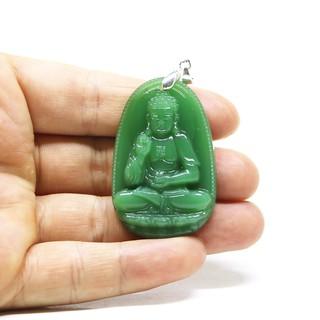 Yêu ThíchMIỄN PHÍ VẬN CHUYỂN - cầu tài lộc - may mắn - Mặt dây chuyền phật A Di Đà - Phật bản mệnh người tuổi Tuất, Hợi