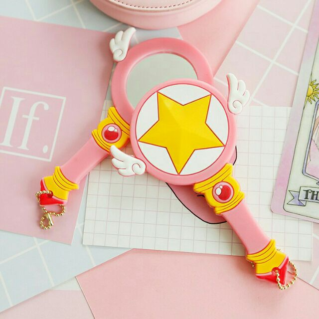 [KINGDOMFOX] Gương lược quyền trượng Cardcaptor Sakura