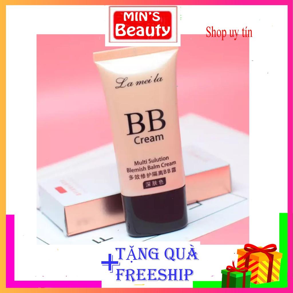 Kem Nền 💖[FREESHIP]💖Kem Trang Điểm BB Cream Moisturing Lameila CM19, Kem nền tạo độ che phủ hoàn hảo cho da mặt