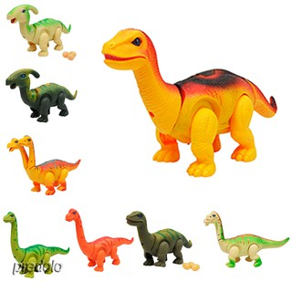 Walking Battery Operated Brachiosaurus Dinosaur Light Sound Toy