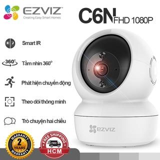 Camera Wifi thông minh EZVIZ C6N 1080P thumbnail