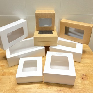 Yêu ThíchHộp giấy đựng bánh handmade nhiều size set 10 hộp