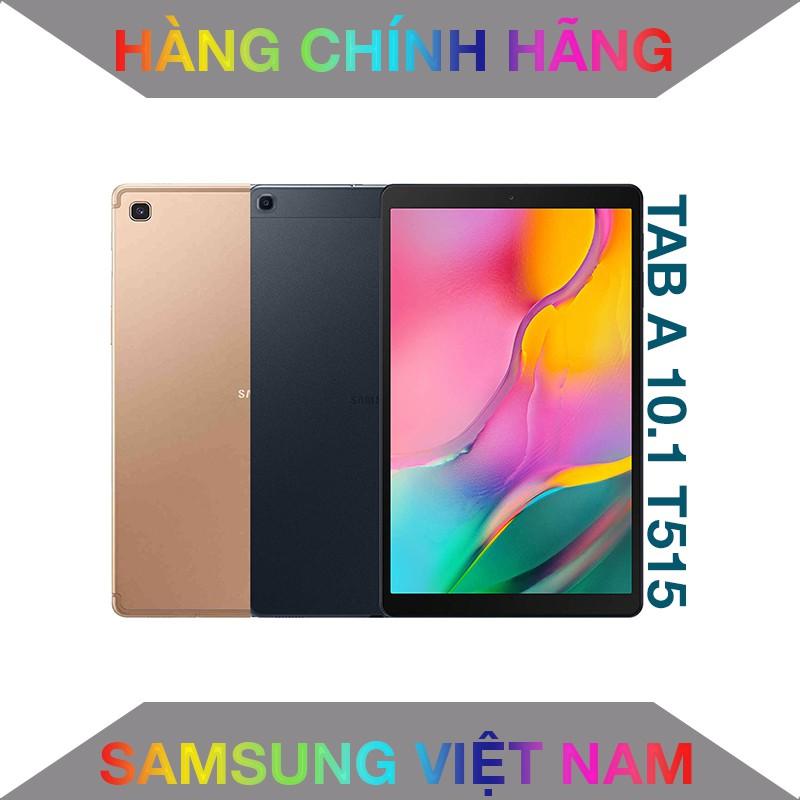 Máy tính bảng Samsung Galaxy Tab A 10.1 T515 - Hàng chính hãng Samsung Việt Nam [ FULLBOX + NGUYÊN SEAL + BH HÃNG ]