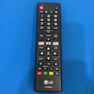 Remote tivi Lg