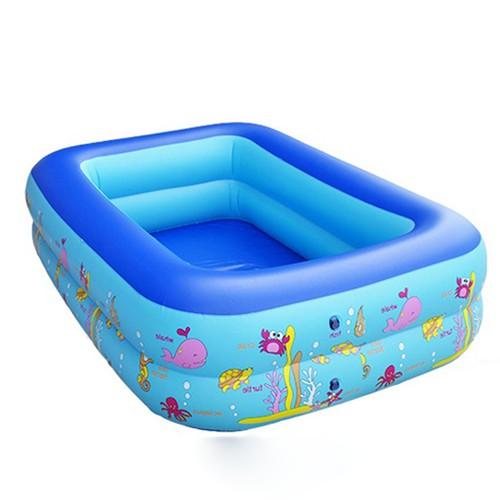 Bể phao bơi m2 cho bé - Bể phao bơi m2