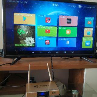 TV BOX Q9S TẶNG CHUỘTSIÊU NHẠY KÈM THEO