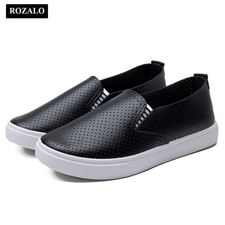 Giày lười nữ Rozalo RW61512