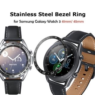 Khung Viền Bảo Vệ Cho Đồng Hồ Thông Minh Samsung Galaxy Watch 3 41mm 45mm