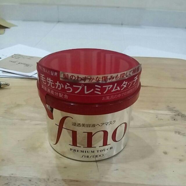 Kem ủ tóc Fino Shiseido - 2407787 , 80031093 , 322_80031093 , 250000 , Kem-u-toc-Fino-Shiseido-322_80031093 , shopee.vn , Kem ủ tóc Fino Shiseido