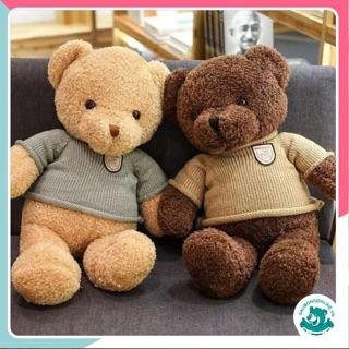 Gấu bông Teddy 70cm Hàng Cao Cấp lông xù - Mẫu Gấu Teddy Head Tales Đẹp dùng làm Quà Tặng. thumbnail