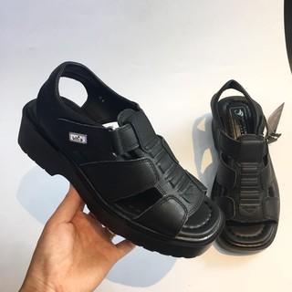 Sandal da nam trung niên đế cao SDM237000 thumbnail