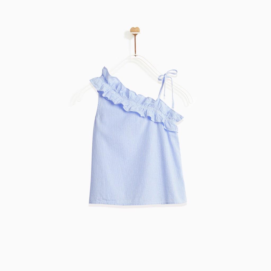 Áo bé gái-One Shoulder M.D.K