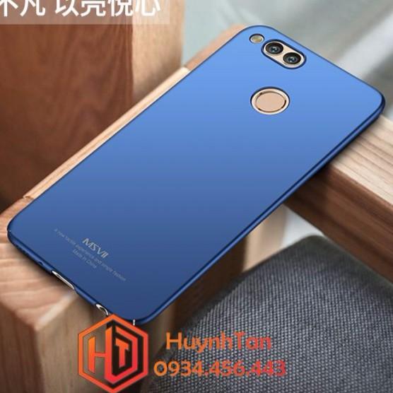 Ốp lưng Huawei Honor 7x nhựa cứng full cạnh chính hãng MSVII