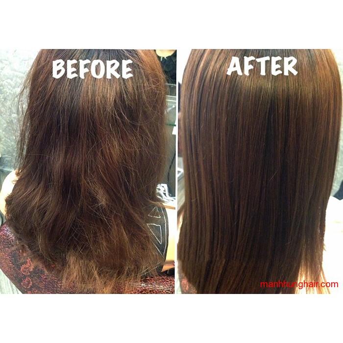 Kem hấp ủ tóc Keratin siêu thơm , mượt 1000ml