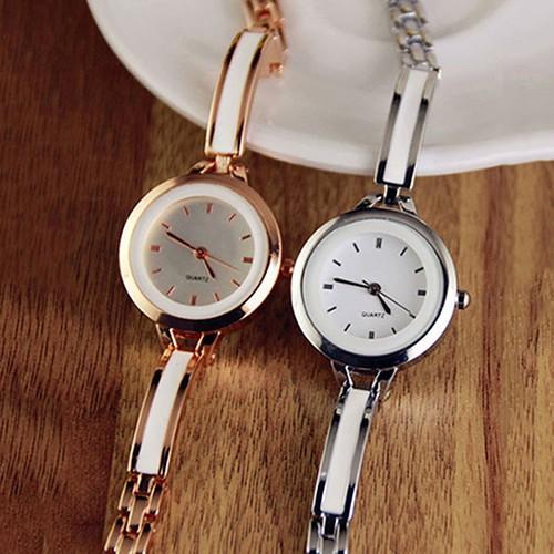 Đồng hồ Quartz kiểu dáng thanh lịch cho nữ
