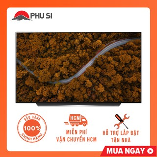 [GIAO HCM] Smart Tivi OLED LG 4K 55 inch OLED55CXPTA ThinQ AI thumbnail