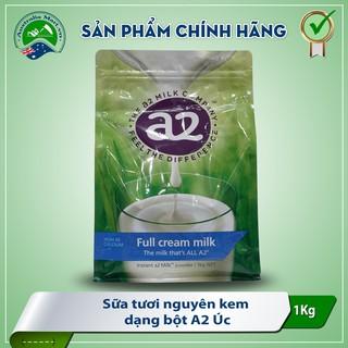 Sữa tươi dạng bột A2 Úc 1kg thumbnail