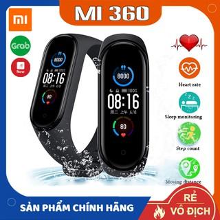 Vòng Đeo Tay Thông Minh Xiaomi Miband 5 Chính Hãng