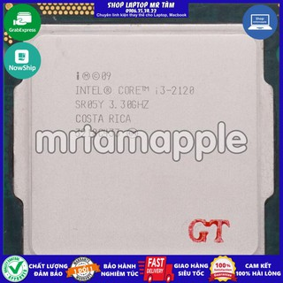 🔥🔥🔥[HCM] Chip CPU socket 1155 Core i3 2120/ i3 3220 / Pentium G2030 / Celeron G540