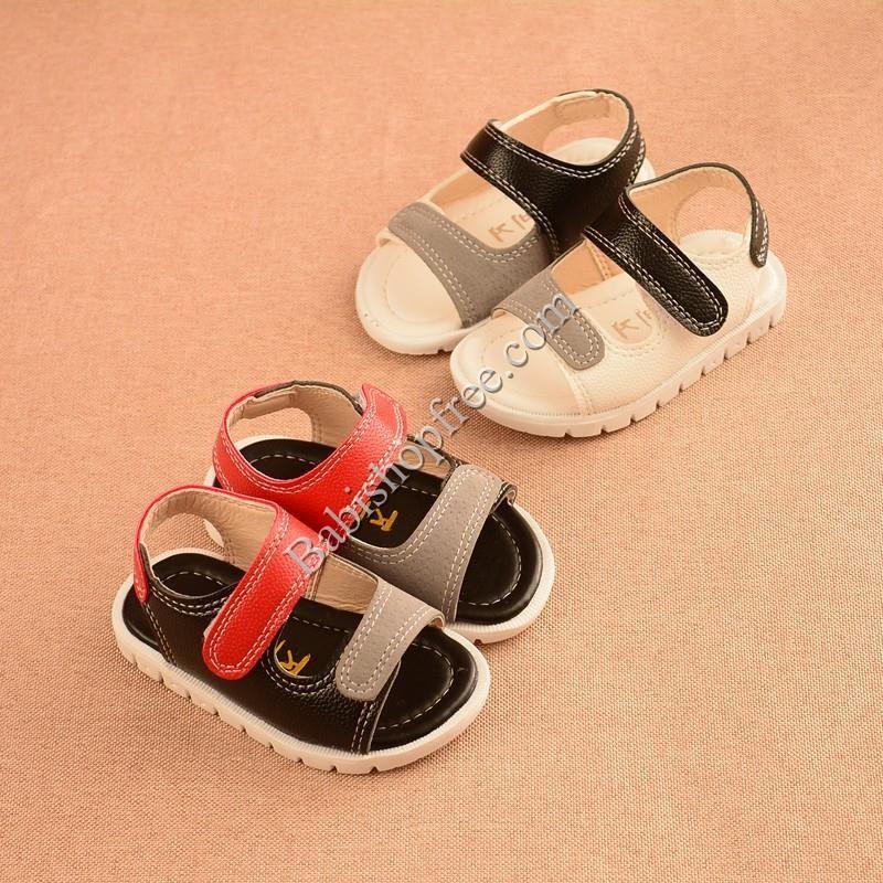 Dép sandal trẻ em từ 0-3 tuổi