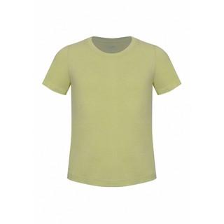 Áo phông cotton vàng chanh K952 BÉ GÁI TNG