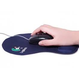 Tấm lót chuột máy tính có đệm lót tay siêu cute