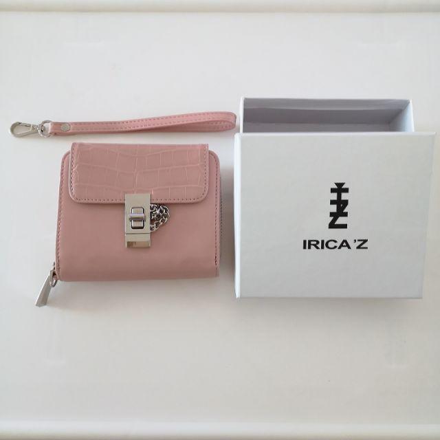 Mini Wallet 2019 สีชมพู [มือสอง]